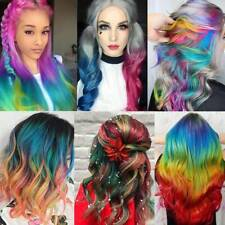 Hair Cream Permanent Punk Hair Dye Light Gray Silver Color Cream HOT