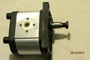 Hydraulik - Zahnradpumpe BG 2 4,0 cm²