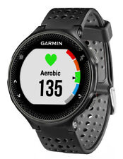 Garmin Forerunner 235 GPS Watch - Black and Gray Silicone