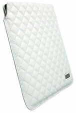 Krusell Avenyn Tablet Pouch for NEW iPad/iPad 2 & up to 10-Inch Tablets, White