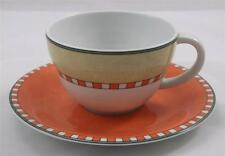 Villeroy & and Boch SWITCH 2 LIMA tea cup and saucer