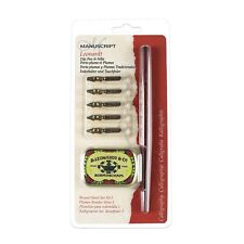 Manuscript Leonardt Dip Pen Set - Round Hand No. 1