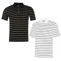 Adidas Climacool Men's Stripe Polo Shirt