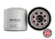 Ryco Oil Filter  FOR Nissan X-Trail 2007-2014 2.5 4x4 (T31) SUV Petrol Z436