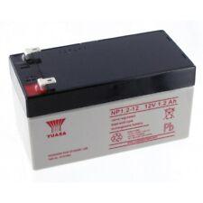 Batterie Plomb Yuasa 12V 1.2Ah NP1.2-12