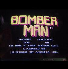 Nintendo Playchoice 10 Bomber Man Cart Pc-10