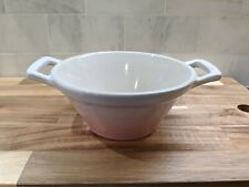 New listing Rare Le Creuset shell pink Cassoulet stoneware 26 oz new no tag no box