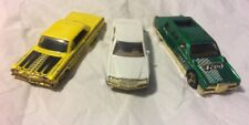 3 hot wheels #58 Gold Bottom Special Editions 90' 91' 03' Taxi Low Riders Wagon