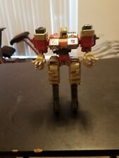 Transformers Armada DEMOLISHER Action Figure Hasbro 2001 sold as is