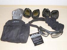 British Army-Issue ESS Advancer V12 Goggles / Sunglasses.