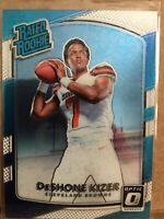Deshone Kizer 2017 Donruss Optic Rated Rookie Browns RC Card🏈🏈🏈🏈🏈