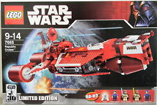 "LEGO® STAR WARS™ 7665 REPUBLIC CRUISER™ ""NEU & ORIGINAL VERPACKT"" !!!!!!!!!!!"