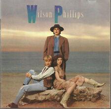 Wilson Phillips: [Made in The UK 1990] Wilson Phillips (Debut Album)          CD