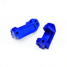 Traxxas Monster Jam 1:10 Alloy Caster Block, Blue by Atomik - Replaces TRX 3632