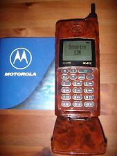 MOTOROLA 8700 GSM RADICA EDIZIONE LIMITATA GC-87C ESEMPLARE UNICO +BAT.ORIGINALE