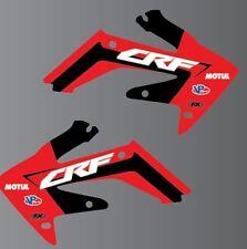 HONDA CR CRF 85 125 150 250 450 Rad Scoops Graphics Stickers Decals Motocross MX