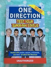One Direction Puzzle Book - BRAND NEW
