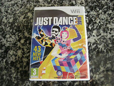 Just Dance 2016 WII NUOVO SIGILLATO