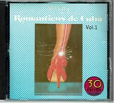 Orquesta Romanticos de Cuba Vol 1  30 Exitos   BRAND  NEW SEALED  CD
