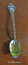 Antique Enamel Souvenir Spoon Limburg an der Lahn Castle Hesse Germany