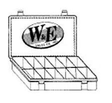 W & E FASTENERS PD-125 - Plastic Dispenser Assortment Polypropylene Box 11a?? x