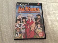Inuyasha: The Secret of the Cursed Mask (Sony PlayStation 2, 2004)