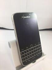 Difettoso rotto Blackberry Q20 Classic Smartphone Nero