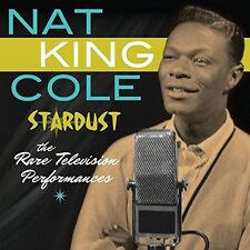 NAT KING COLE - STARDUST 2 CD NEU