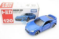 Takara Tomy Tomica #120 BLUE SUBARU BRZ Scale 1/60 Mini Model Diecast Toy Car