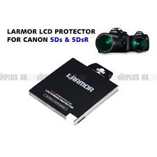 LARMOR For Canon 5D3 5Ds 5DsR Optical Glass LCD Screen Protector Self Adhesive
