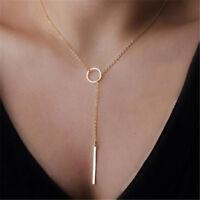 Fashion Jewelry Women Crystal Flower Pendant Choker Chain Bib Statement Necklace