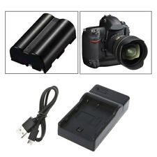Battery Charger For Nikon EN-EL3E EN-EL3 D100/100SLR/D50/D70/D70S/D200/D80/D90
