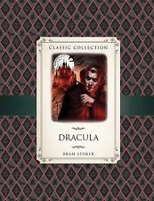 Classic Collection: Classic Horror : Dracula by Bram Stoker (2015, Hardcover)