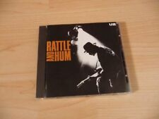 CD U2 - Rattle and hum - 1988 incl. Pride + Angel of Harlem + Desire