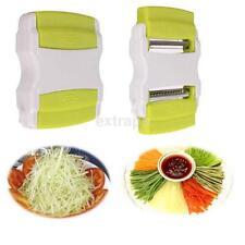 Small Vegetable Potato Carrot Fruit Twister Cutter Slicer Peeler Kitchen Tool