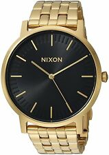 Nixon Gold-Tone Mens Watch A10572042