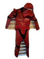Boy's Disney Star Wars Red Sith Trooper Costume- Nice!