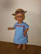 Ancienne poupée vintage - FURGA ATHENA (ITALY) - hauteur 46cm - yeux dormeurs