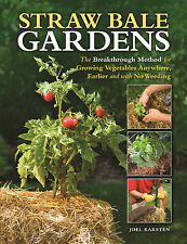 The ORIGINAL Straw Bale Gardens™ revolutionary method case of 20 books included