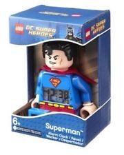 Lego STAR WARS DC Superman Minifigure Alarm Clock Xmas Christmas Gift Present