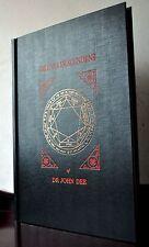ORDINES DESCENDENS John DEE Enochian Grimoire Demon Evocation Occult Black Magic