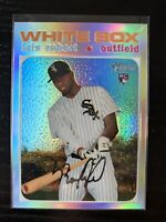2020 Topps High Heritage Luis Robert White Sox Rookie Chrome # / 571 📈⚾️