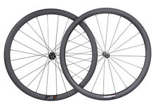 DT Swiss 240 Wheel Sapim Carbon 38mm Clincher Road Bike 700C UD Matt Rim 25mm