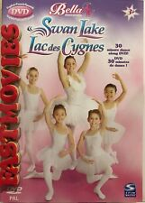 Bella Dancerella Swan Lake Ballet Instructional DVD