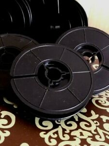 Special Offer 6 PACK NEW Super 8mm 50ft 15m (3') Film Spools - Reels Just £7.50