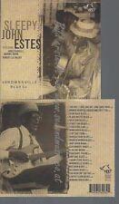 CD--YANK RACHELL UND HAMMIE NIXON--BROWNSVILLE BLUES | ORIGINAL RECORDING REMAST