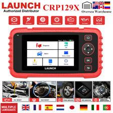 Launch X431 CRP129X Pro Car Scanner OBD2 Auto Diagnostic Tool TPMS EPB PK CRP129