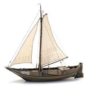 Artitec 50.141 - 1/87/H0 Hoogaars Historical Schiffstyp - New