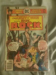 OUR ARMY AT WAR SGT. ROCK #290 BRONZE AGE DC Comic Book March 1976