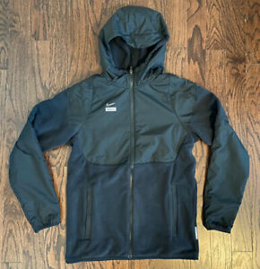 NWT Nike Men's F.C. AWF Woven Track Jacket CT2510-010 size Small $90